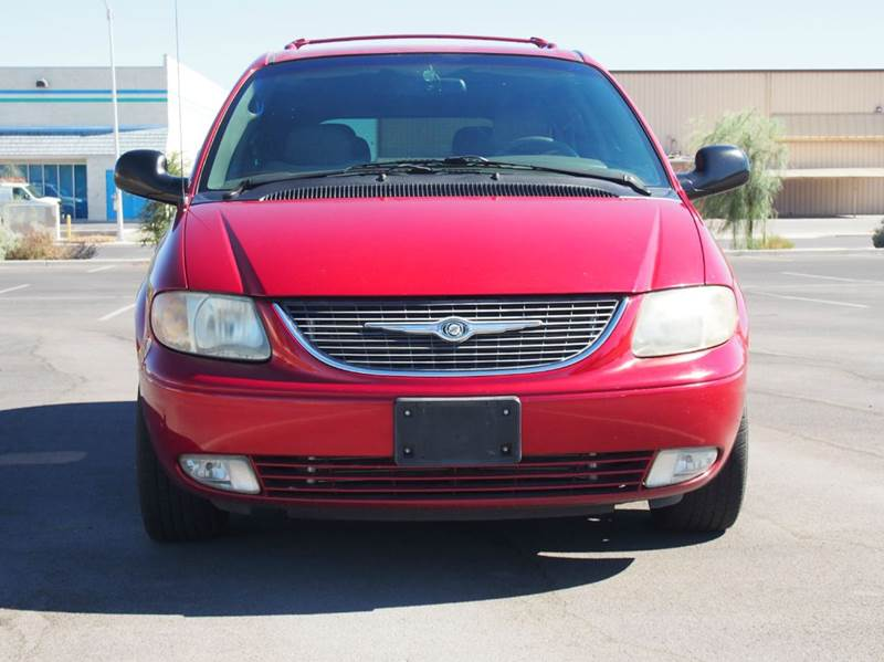 2001 chrysler town and country limited 4dr extended mini van in las vegas nv best auto buy. Black Bedroom Furniture Sets. Home Design Ideas
