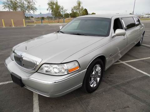 2006 Lincoln Town Car for sale in Las Vegas, NV