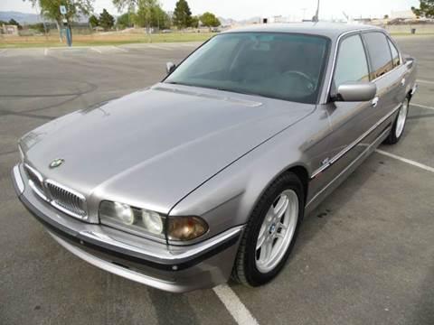 1996 BMW 7 Series