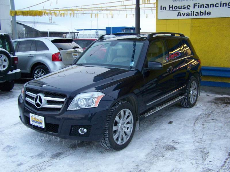 2011 mercedes benz glk glk350 4matic awd 4dr suv in for Mercedes benz of anchorage