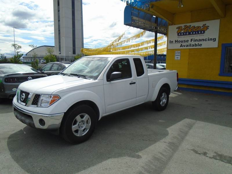 2006 nissan frontier se 4dr king cab sb w automatic in anchorage ak vito 39 s auto sales. Black Bedroom Furniture Sets. Home Design Ideas