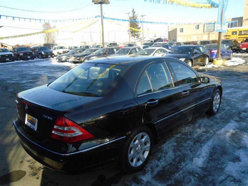 2005 mercedes benz 201 a month c class c320 4matic awd for Mercedes benz of anchorage