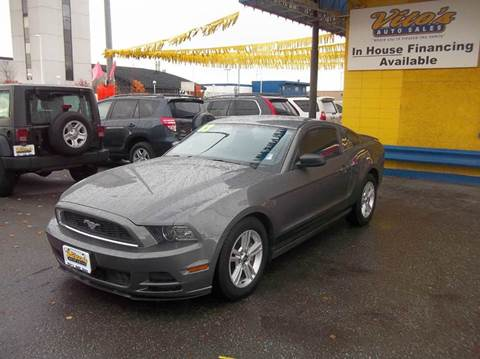 2013 Ford Mustang $265 a month