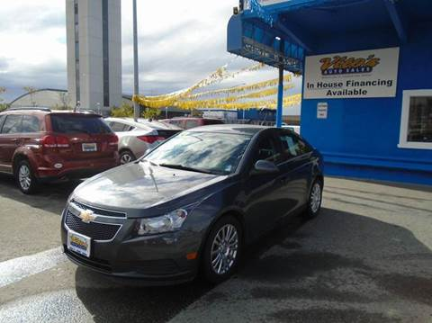 2013 Chevrolet Cruze $225 a month