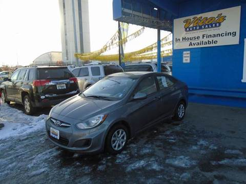 2014 Hyundai Accent for sale in Anchorage, AK