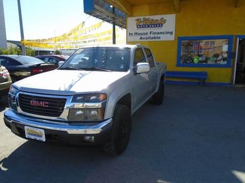 2012 GMC Canyon $399 a month