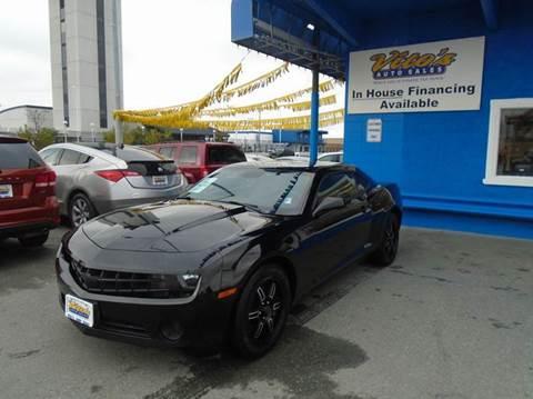 2011 Chevrolet Camaro $235 a month