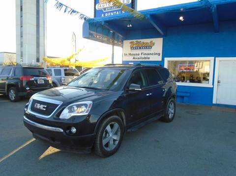 2010 GMC Acadia $256 a month