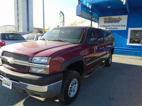 2004 Chevrolet Silverado 2500HD $225 a month