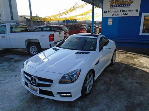2016 Mercedes-Benz SLK for sale in Anchorage, AK