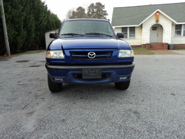 2005 Mazda B-Series Pickup