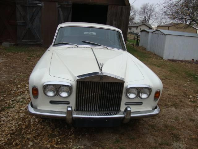1969 Rolls-Royce SILVERSHADOW