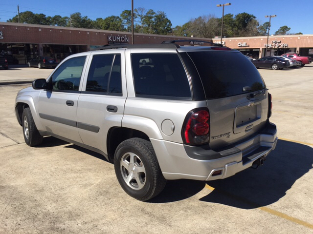 2005 chevrolet trailblazer ls 4dr suv in spring tx. Black Bedroom Furniture Sets. Home Design Ideas