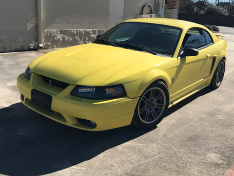 2001 ford mustang svt cobra for sale. Black Bedroom Furniture Sets. Home Design Ideas