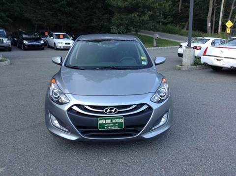 2013 Hyundai Elantra GT for sale in Mine Hill, NJ