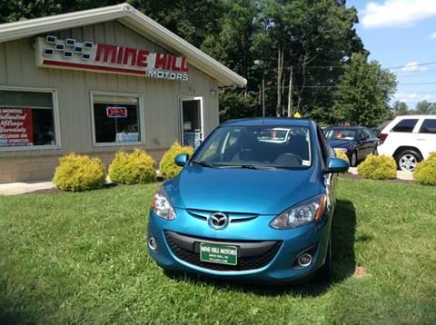 2012 Mazda MAZDA2 for sale in Mine Hill, NJ
