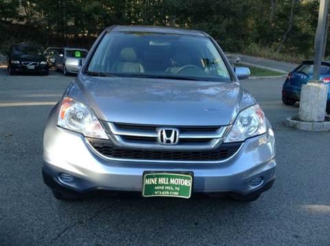 2011 Honda CR-V for sale in Mine Hill, NJ