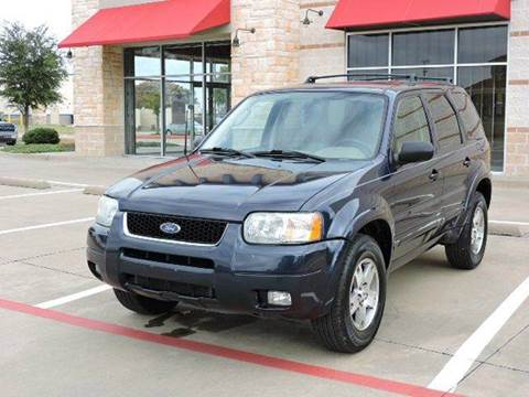 2004 Ford Escape for sale in Wylie, TX