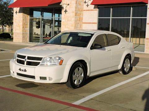 2010 Dodge Avenger for sale in Wylie, TX