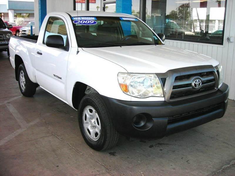 2009 Toyota Tacoma 4x2 2dr Regular Cab 6.1 ft. SB 4A - Tucson AZ