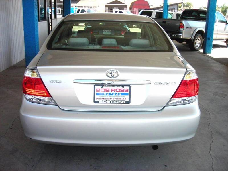2005 Toyota Camry LE 4dr Sedan - Tucson AZ