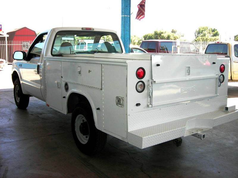 2004 Ford F250 XL 4X4 XL - Tucson AZ