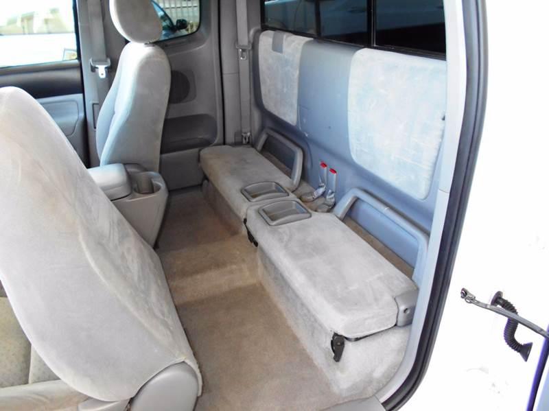 2005 Toyota Tacoma 4dr Access Cab Rwd SB - Tucson AZ