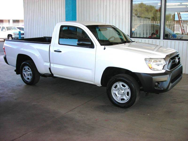 2013 toyota tacoma 4x2 2dr regular cab 6 1 ft sb 4a in tucson az bob ross motors. Black Bedroom Furniture Sets. Home Design Ideas