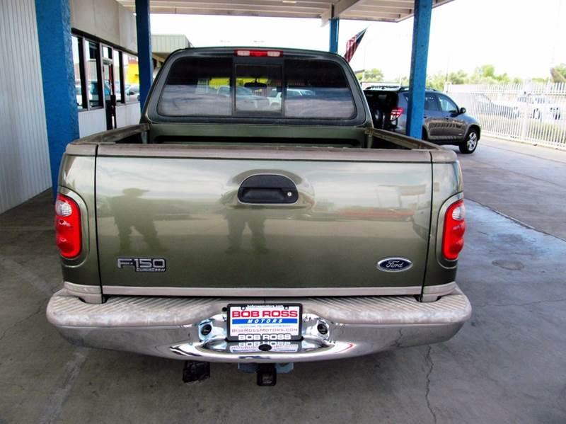 2001 Ford F-150 4dr SuperCrew King Ranch 2WD Styleside SB - Tucson AZ