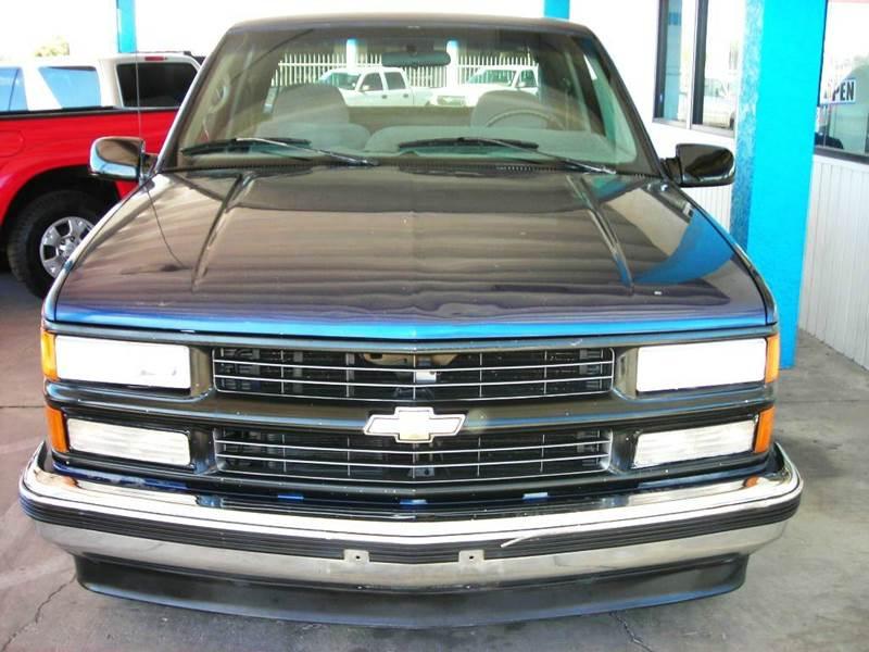 1995 Chevrolet C/K 1500 Series 2dr C1500 Silverado Extended Cab SB - Tucson AZ
