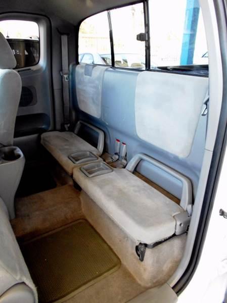 2007 Toyota Tacoma PreRunner V6 4dr Access Cab 6.1 ft. SB (4L V6 5A) - Tucson AZ