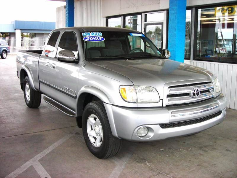 2003 Toyota Tundra 4dr Access Cab SR5 RWD SB V8 - Tucson AZ