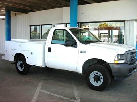 2004 Ford F250 XL 4X4