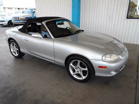 2003 Mazda MX-5 Miata for sale in Tucson, AZ