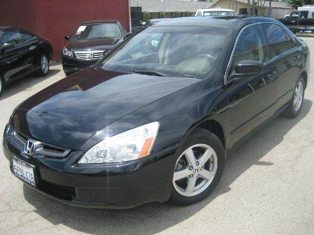 2005 Honda Accord for sale in SAN JOSE CA
