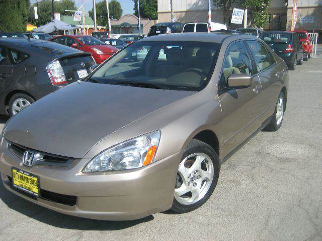 2004 Honda Accord for sale in SAN JOSE CA