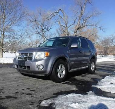 2008 Ford Escape Hybrid for sale in Ogden UT