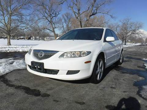 2005 Mazda MAZDA6 for sale in Ogden, UT
