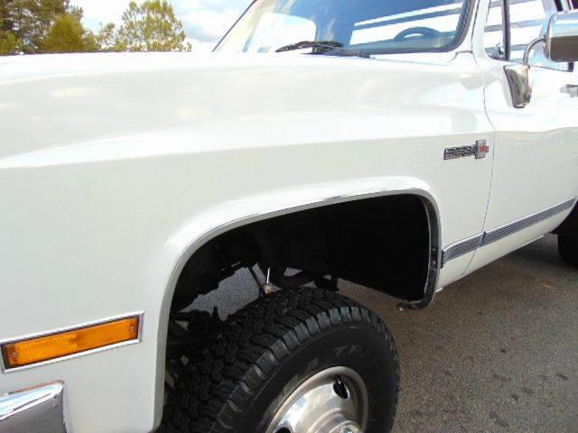 1988 GMC Sierra 3500 V3500 Cab & Chassis 4x4 - Locust Grove VA