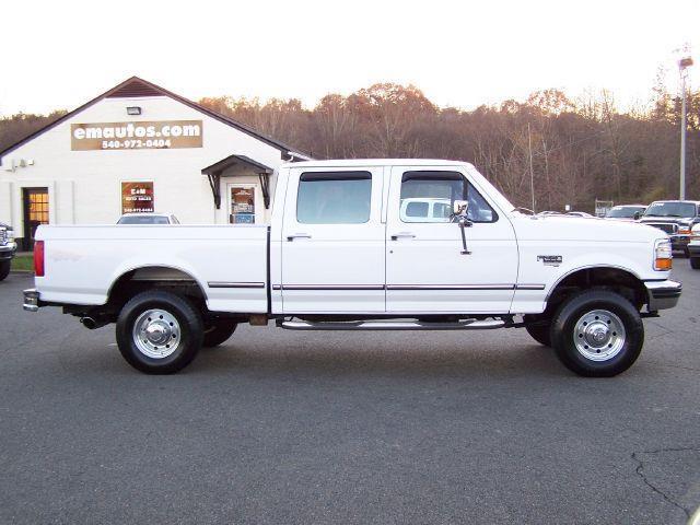 1997 ford f 250 xlt crew cab 4wd in locust grove fredericksburg culpeper e m auto sales. Black Bedroom Furniture Sets. Home Design Ideas