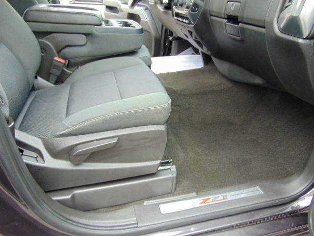 2015 Chevrolet Silverado 1500 LT Z71 Crew Cab 4x4 Short Bed - Locust Grove VA