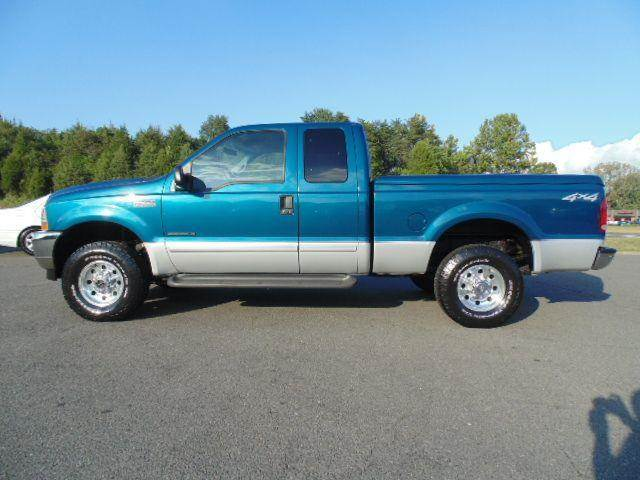 2002 Ford F