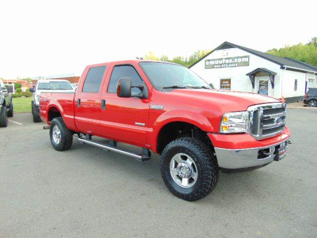 2005 Ford F-250 Super Duty Lariat Crew Cab 4x4 Short Bed - Locust Grove VA