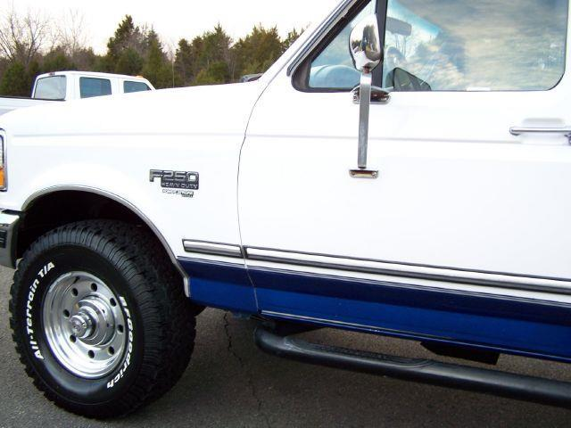1997 Ford F-250 XLT Crew Cab Short Bed - Locust Grove VA