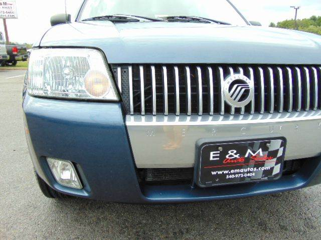 2005 Mercury Mariner Premium Front Wheel Drive - Locust Grove VA