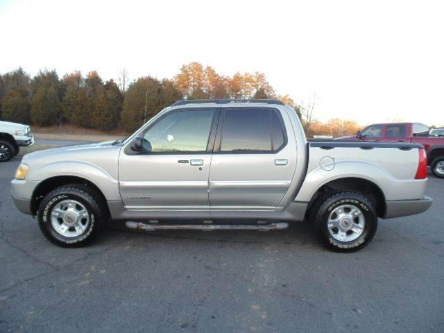 2002 Ford Explorer Sport Trac Sport Utility 4 Door In Locust Grove Va E M Auto Sales