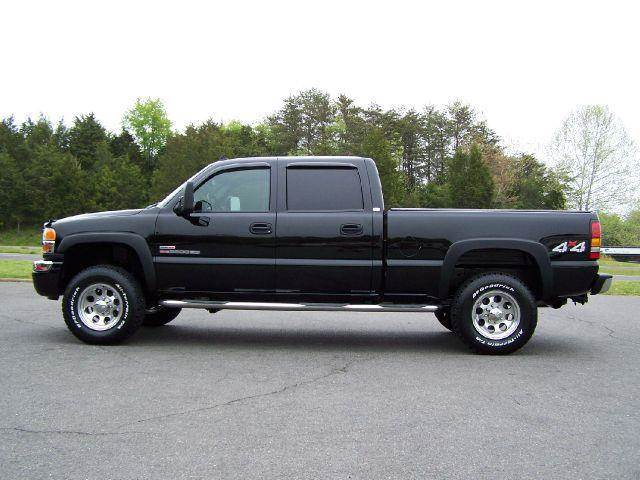 2006 gmc sierra 2500hd slt crew cab 4wd in locust grove va. Black Bedroom Furniture Sets. Home Design Ideas