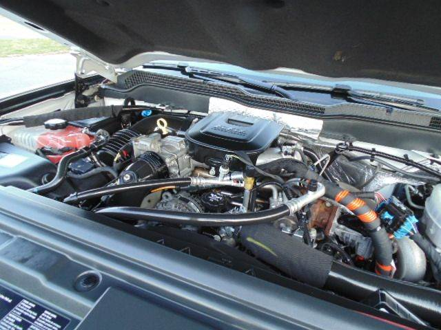 Gary Russ Chevrolet Greenwood >> Oil Change On 2015 Silverado 2500hd How Often | Autos Post