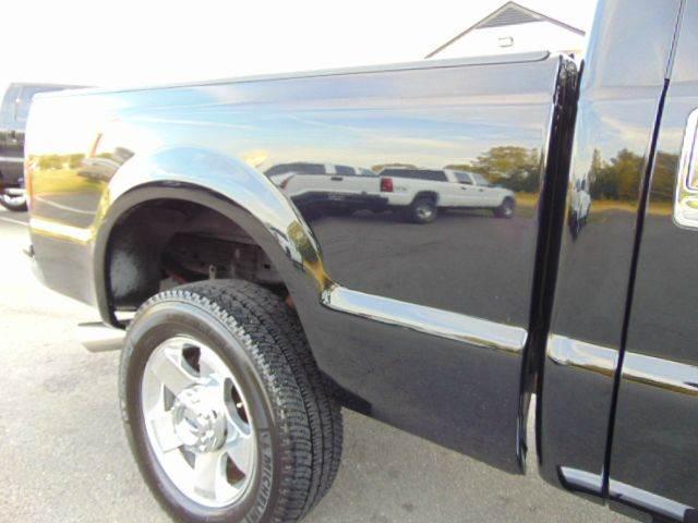 2007 Ford F-250 Super Duty Lariat Crew Cab 4x4 Short Bed - Locust Grove VA