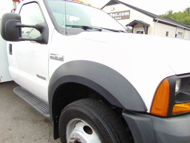 2006 Ford F-550 XL Regular Cab 4x4 Utility Bed - Locust Grove VA